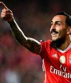 Benficalı golcü İstanbul'a çağrıldı