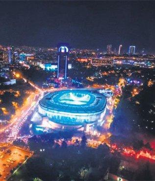 Vodafone Arena ile 'Dünya Saati'ne destek