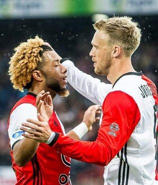 Feyenoord tarih yaz�yor