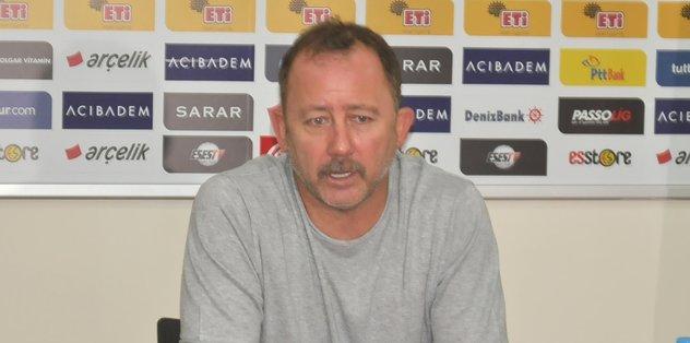 """""""Taraftar olsaydı Elazığspor maçını kazanabilirdik"""""""