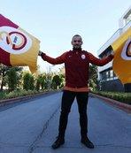 Sneijder iş başında