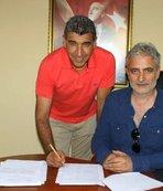 Manisaspor'da Karafırtınalar imzaladı