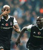 Vodafone Arena'da gol düellosu