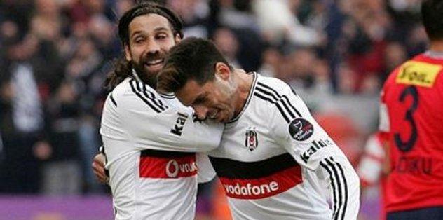 Beşiktaş taraftarı 'VEFA'ya hazırlanıyor