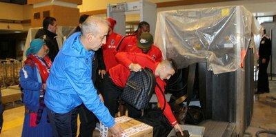 Trabzonspor, Antalya'ya gitti
