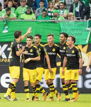 Dortmund farklı başladı