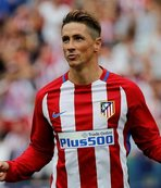 Fernando Torres, Atletico'da kaldı