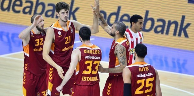 Galatasaray, Baskonia deplasmanında