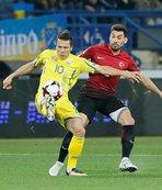 Ukrayna - Türkiye maçında hakem skandalı