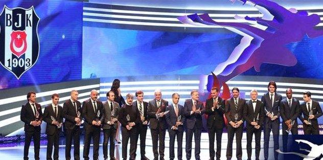 Yılın takımı Beşiktaş
