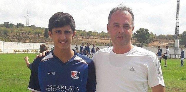 16'lık genç yetenek transfer oldu!
