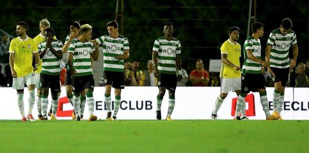Sporting'e idmansız maç eleştirisi