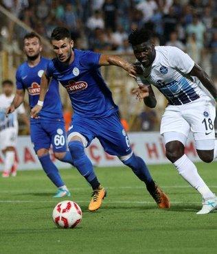 Çaykur Rizespor, Adana Demirspor'u devirdi