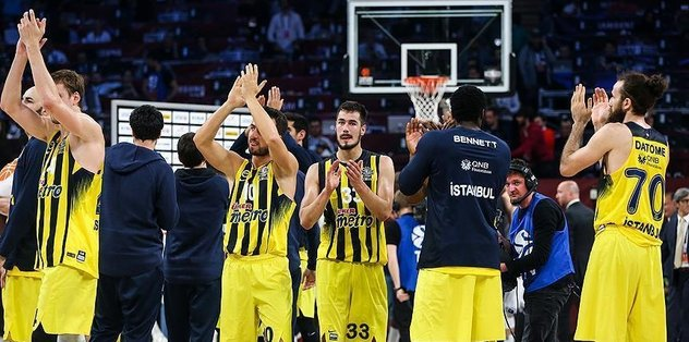 F.Bahce move on to THY EuroLeague final