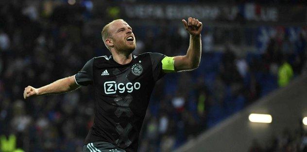 Ajax'tan 10 numara
