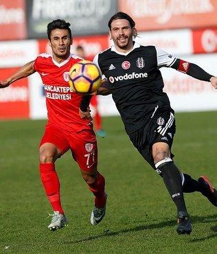 Beşiktaş'ın başı dertte