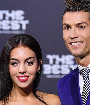 Cristiano Ronaldo evleniyor!