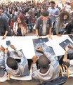Anadolu Efes'liler imza dağıttı
