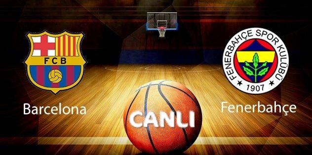Barcelona - Fenerbahçe