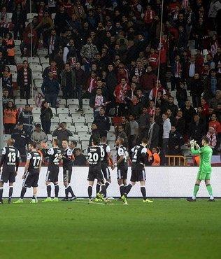 Beşiktaş'a 125 bin TL ceza!