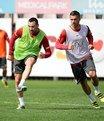 Antalyaspor ma�� haz�rl�klar� s�rd�