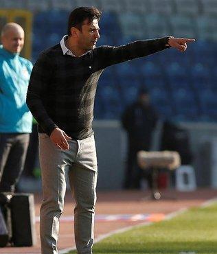 Bülent Uygun'dan maç sonu açıklaması