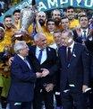 Cumhurba�kan� Erdo�an'a �zel te�ekk�r