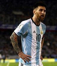 FIFAdan Messiye 4 maç ceza!