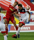 Sivassporlu oyuncu yoğun bakımda