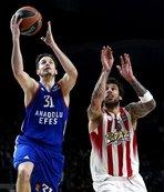 Olympiakos'u devirdi, Final-Four'a göz kırptı