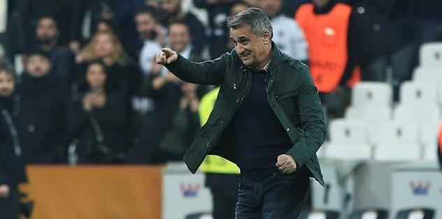 Beşiktaş sadece bir mağlubiyet aldı