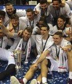 Brose Bamberg Almanya Kupası şampiyonu oldu!