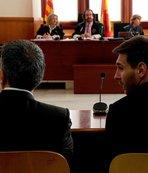 Messi'nin cezası onandı
