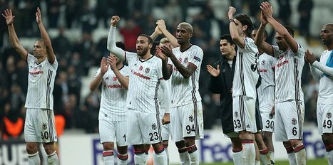 Besiktas to meet Olympiacos in Europa League