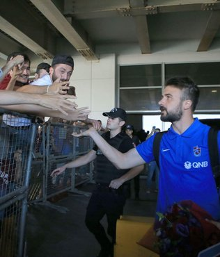Trabzonspor, İstanbul'da!