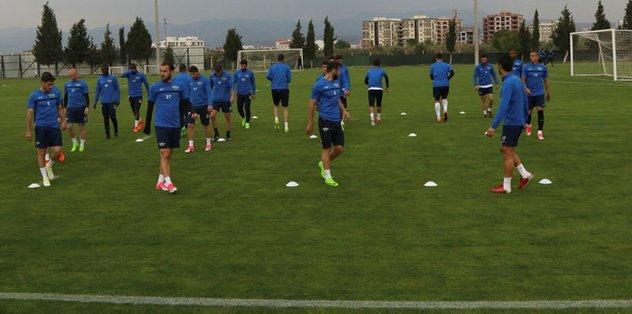 Akhisar'da Bursaspor hazırlıkları