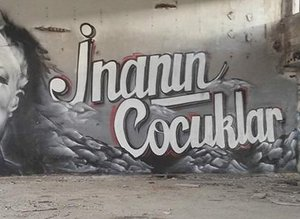 Beşiktaş için yapılan efsane pankartlar!