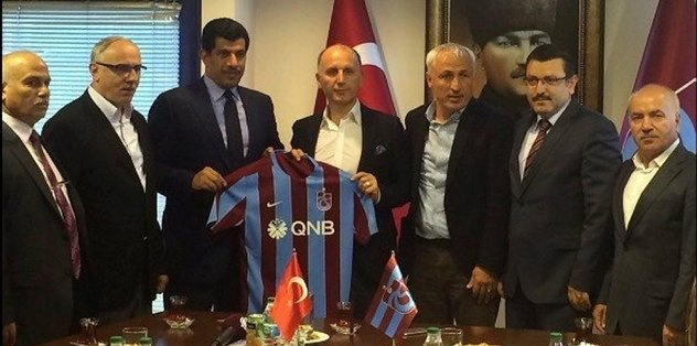 Trabzonspor'dan b�y�k �al�m!