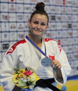 Judo'da gümüş madalya