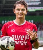 Hollanda Ligi'ne damga vurdu