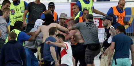 Sevilla'da taraftar şiddeti