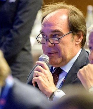 Başkan Demirören UEFA TEP toplantısına katıldı