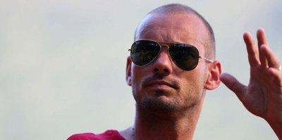 Wesley Sneijder karmaşası