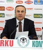Atiker Konyaspor Rize'ye hazır