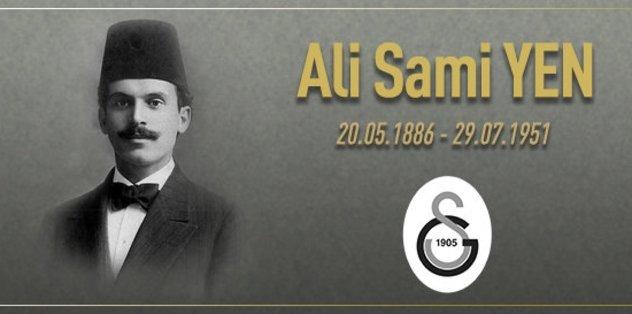 Ali Sami Yen'e anma