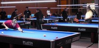 Türkiye Bilardo Şampiyonası'nda Pool 1. Etabı sona erdi