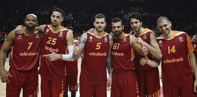 Galatasaray'ın konuğu Unics Kazan