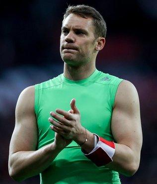 Neuer, 2018'e kadar yok