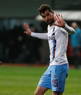 Uğur Demirok: Trabzonspor'da bırakacağım