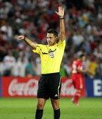Benfica maçı Skomina'nın